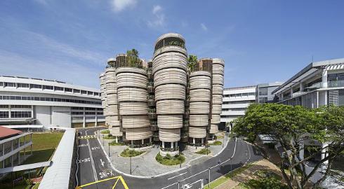 Đại học Kỹ thuật Nanyang (NTU)- du học singapore