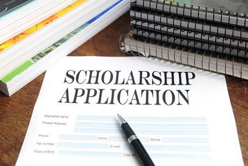 Đơn đăng ký thông tin Sholarship Application