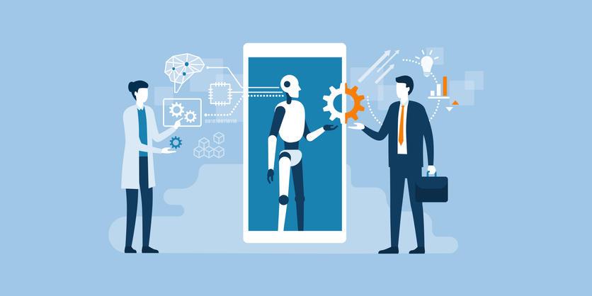 دراسة الذكاء الاصطناعي في الخارج