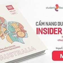 Hành trang du học úc cùng Insider Guides 2017