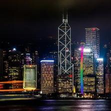 영국과 중국 사이 홍콩, 이국적인 금융중심지로 우뚝서다