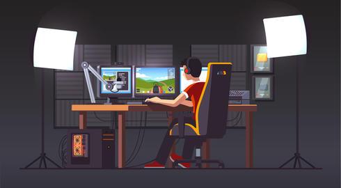 Thích chơi game thì nên học ngành gì?