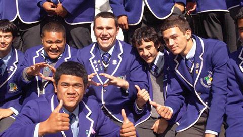 Students at St Patrick's