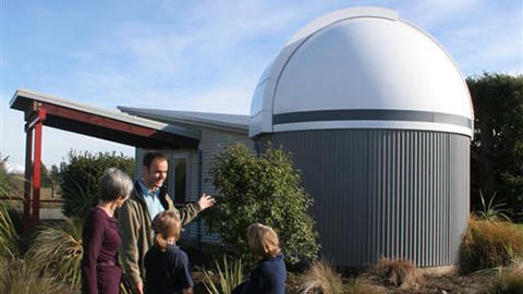 Oxford Area School Observatory