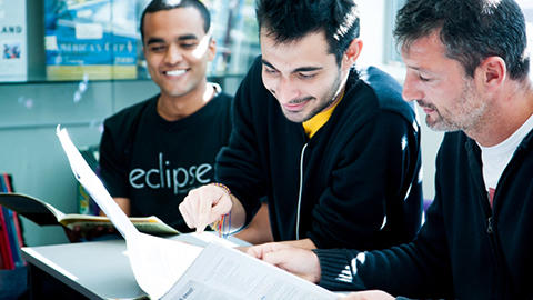 New Zealand Language Centre Students
