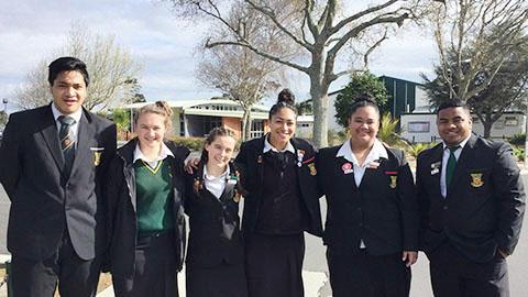 Manurewa High School, Welcome