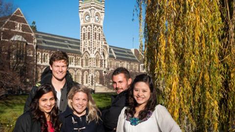 University of Otago Students