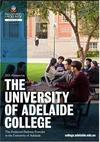 The University of Adelaide College